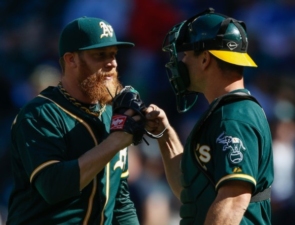 Sean+Doolittle+Oakland+Athletics+v+Seattle+jtW2CPDjGxel