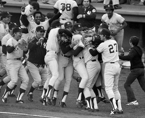 Yankees Red Sox Playoff Game 1978