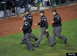 New York Yankees v Philadelphia Phillies, World Series Game 3