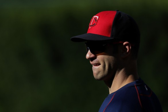 Joe+Mauer+Minnesota+Twins+v+Los+Angeles+Angels+ZGNu0jQSdwjl