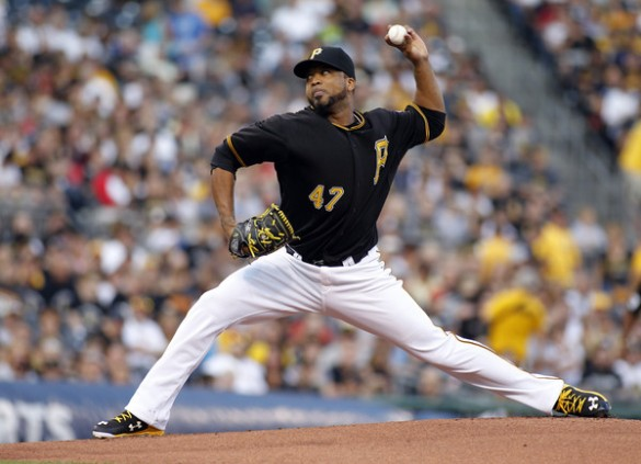 Francisco+Liriano+Colorado+Rockies+v+Pittsburgh+QE27pD92Wzil