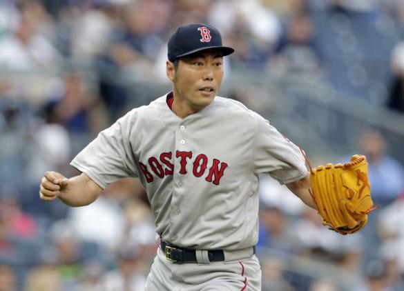 Koji+Uehara+Boston+Red+Sox+v+New+York+Yankees+W_iGiVBAQnjl