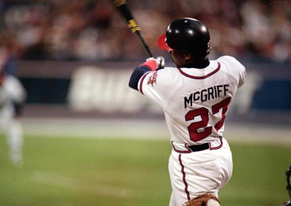 Fred McGriff #27