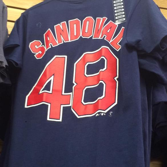 Pablo Sandoval T Shirt f4fa443114b