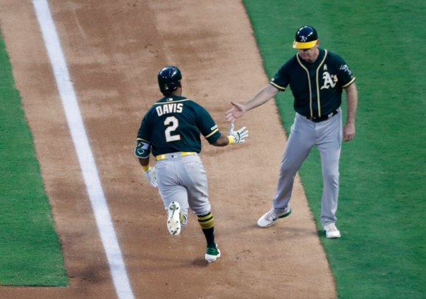 Khris Davis, Matt Williams